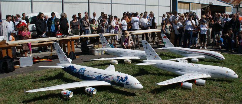 Airbus 380, conçu et construit par des étudiants