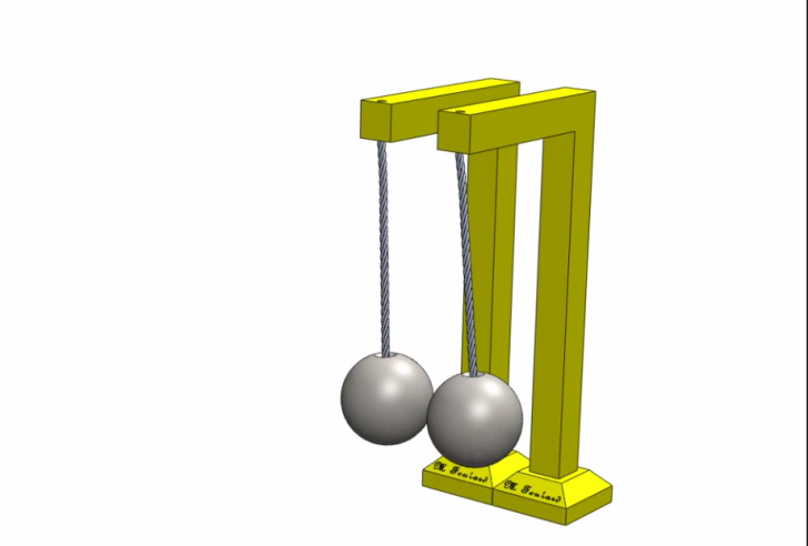 Tic Tac, animation SOLIDWORKS