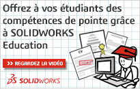 Les principes de base de SolidWorks Education