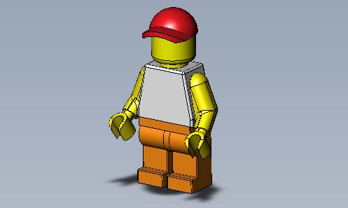 Bonhomme Lego, ressource pédagogique niveau 3ème