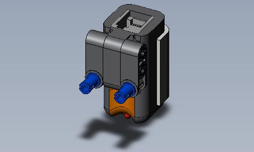 Extension du capteur photosensible