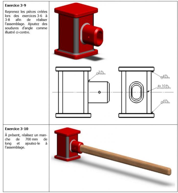 TP 7-solidworks-pieces complexes