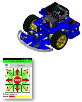 Un petit robot à fabriquer soi-même