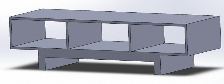 Activité 7- Conception d'un meuble de télévision