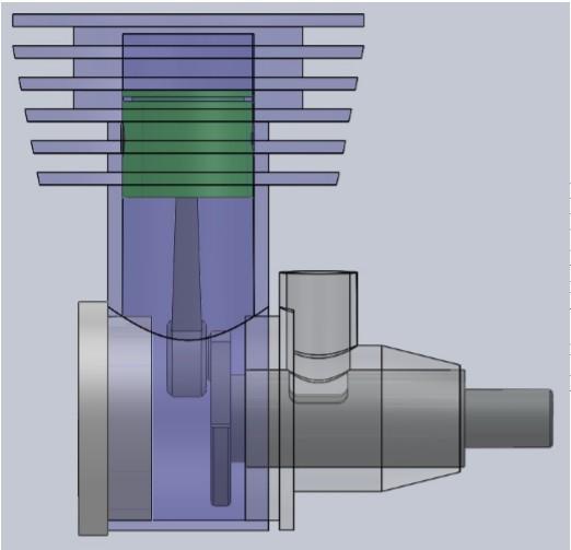 TP 2 SolidWorks – moteur 2 temps