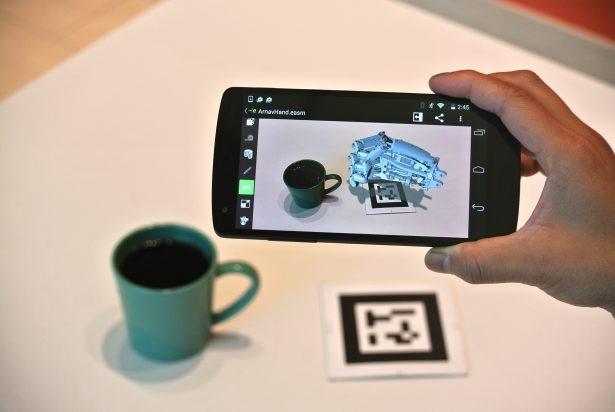 拡張現実(AR)/仮想現実(VR)で前人未到の設計を実現