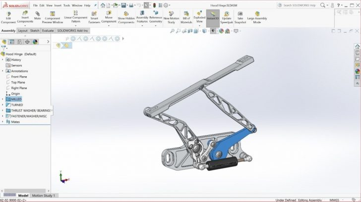 SOLIDWORKS Simulation 2018ハイライト:新Topology Study