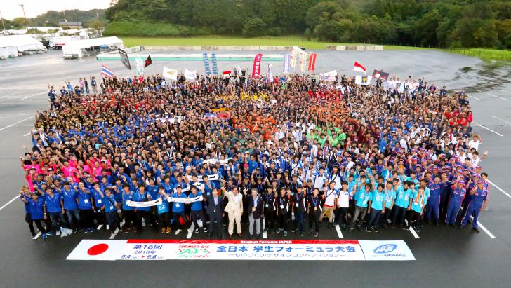 第16回全日本学生フォーミュラ大会