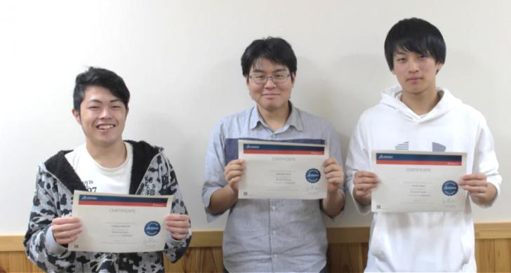 長野県南信工科短期大学校における取り組み(後半)
