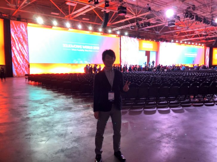 SOLIDWORKS World 2019 in Dallas ユーザーレポート