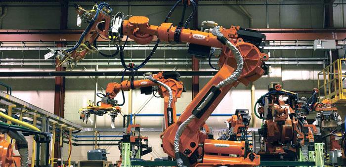 エンドアーム ツーリングと接続ソリューションの機械設計と電気設計を効率的に行う