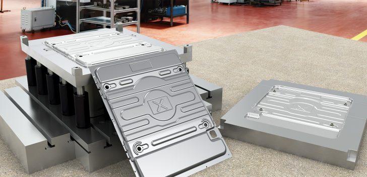 SOLIDWORKSソリューションで金属プレス加工、管曲げ加工、試作品作成を促進