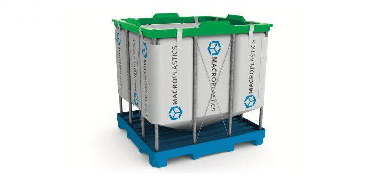 プラスチック製農業用ゴミ箱の設計最適化にSOLIDWORKS Simulationを