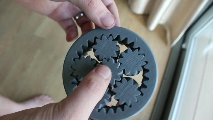 3Dプリンターのパワー