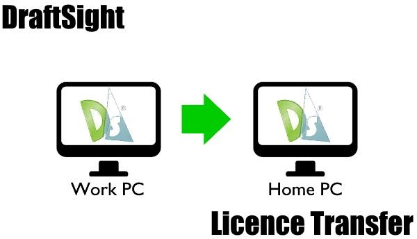 DraftSightをご自宅で使用する方法ー 新型コロナウイルス感染症(COVID-19)拡大時オフィス閉鎖等へ備えて
