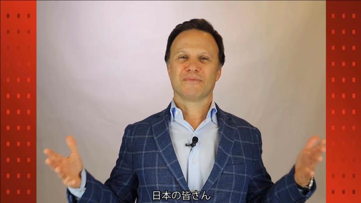3DEXPERIENCE WORLD JAPAN 2020  ジャン・パオロ・バッシ SOLIDWORKS CEOのメッセージはこれだ