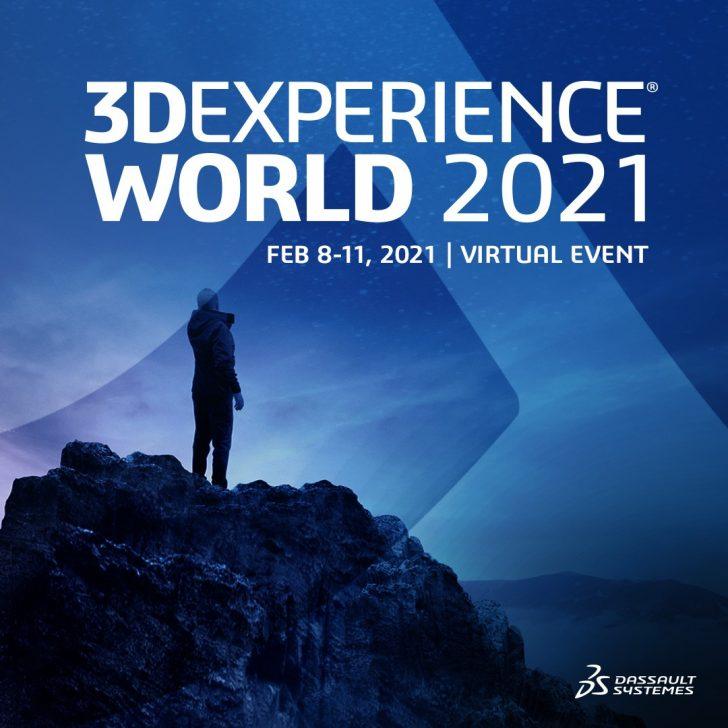 3DEXPERIENCEな世界へようこそ!