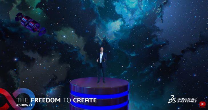 速報 3DEXPERIENCE WORLD 2021 DAY1