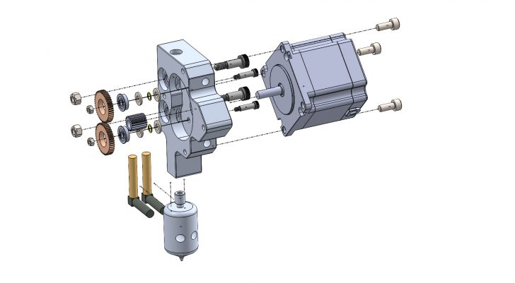お客様用にカスタマイズされた産業用製品の3Dプリンタープラットフォームを作る