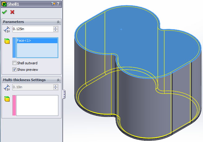 SolidWorks Modeling Methodology: Part 3