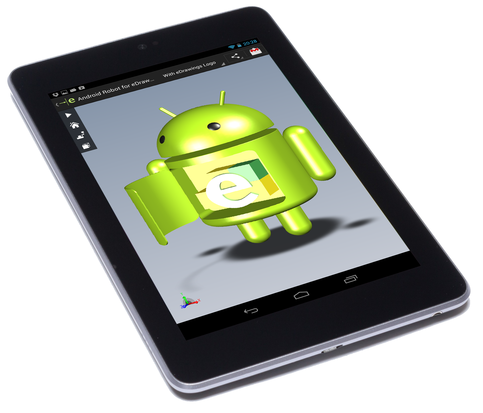 Introducing eDrawings for Android
