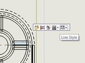 SolidWorks Drawing Tip: Convert View to Sketch