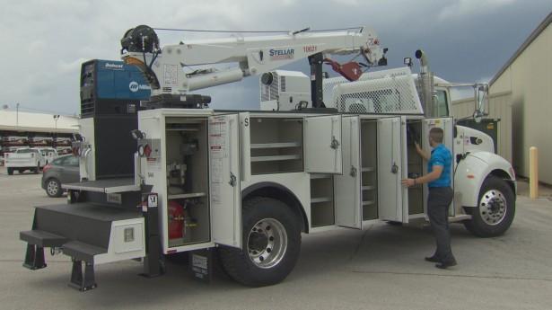 Knapheide Truck Body