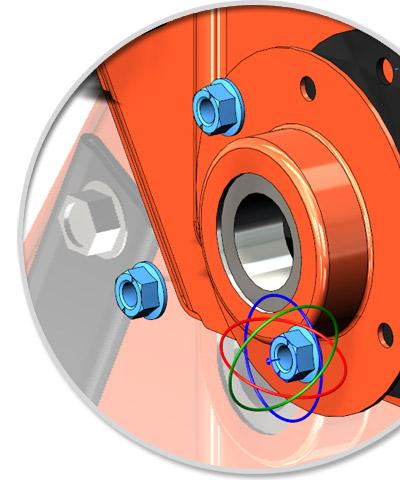 New in SolidWorks 2014: Assembly Explode