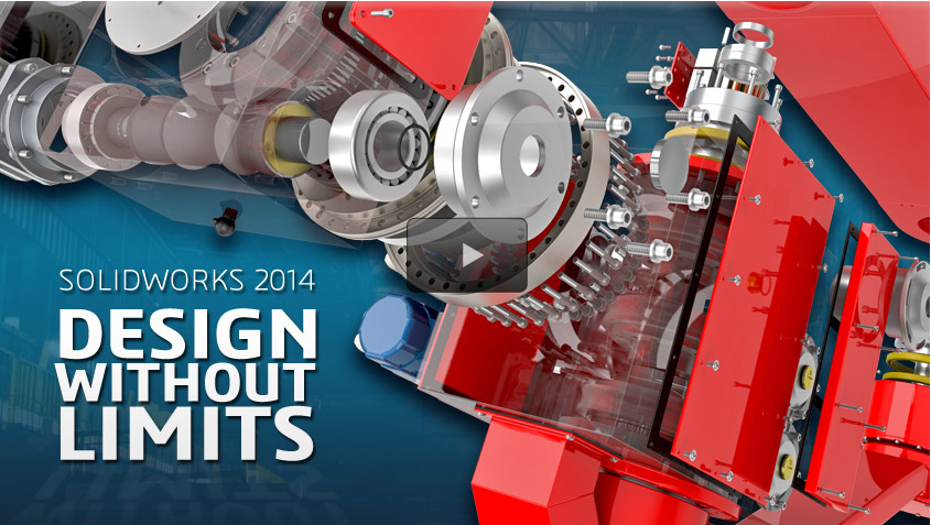 See what's new in SolidWorks 2014!