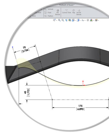 New in SolidWorks 2014: Style Spline