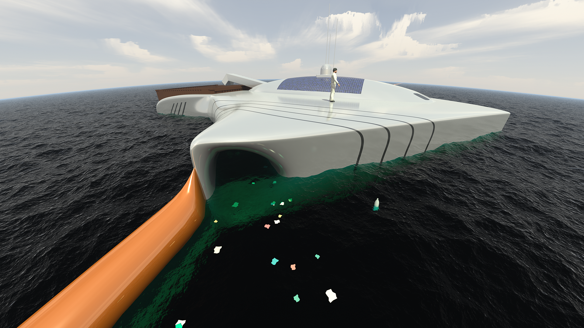 Enter The Ocean Cleanup Contest for a chance to change the world (and win prizes)