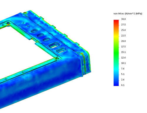 New in SolidWorks 2014: Residual Stress Analysis with SolidWorks Simulation and SolidWorks Plastics