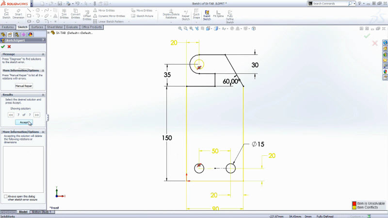 Dramatically reduce design errors by using SolidWorks Intelligent ...