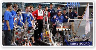 SolidWorks Sponsors US FIRST Robotics Teams