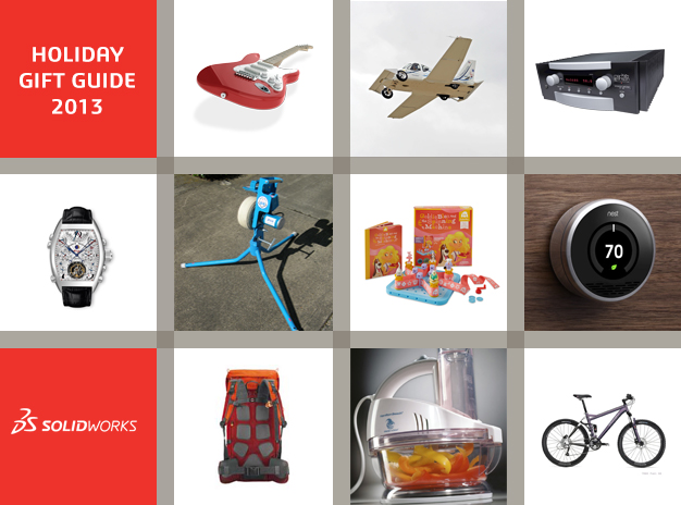Take the Stress Out of Holiday Shopping with the Third Annual SolidWorks Holiday Gift Guide