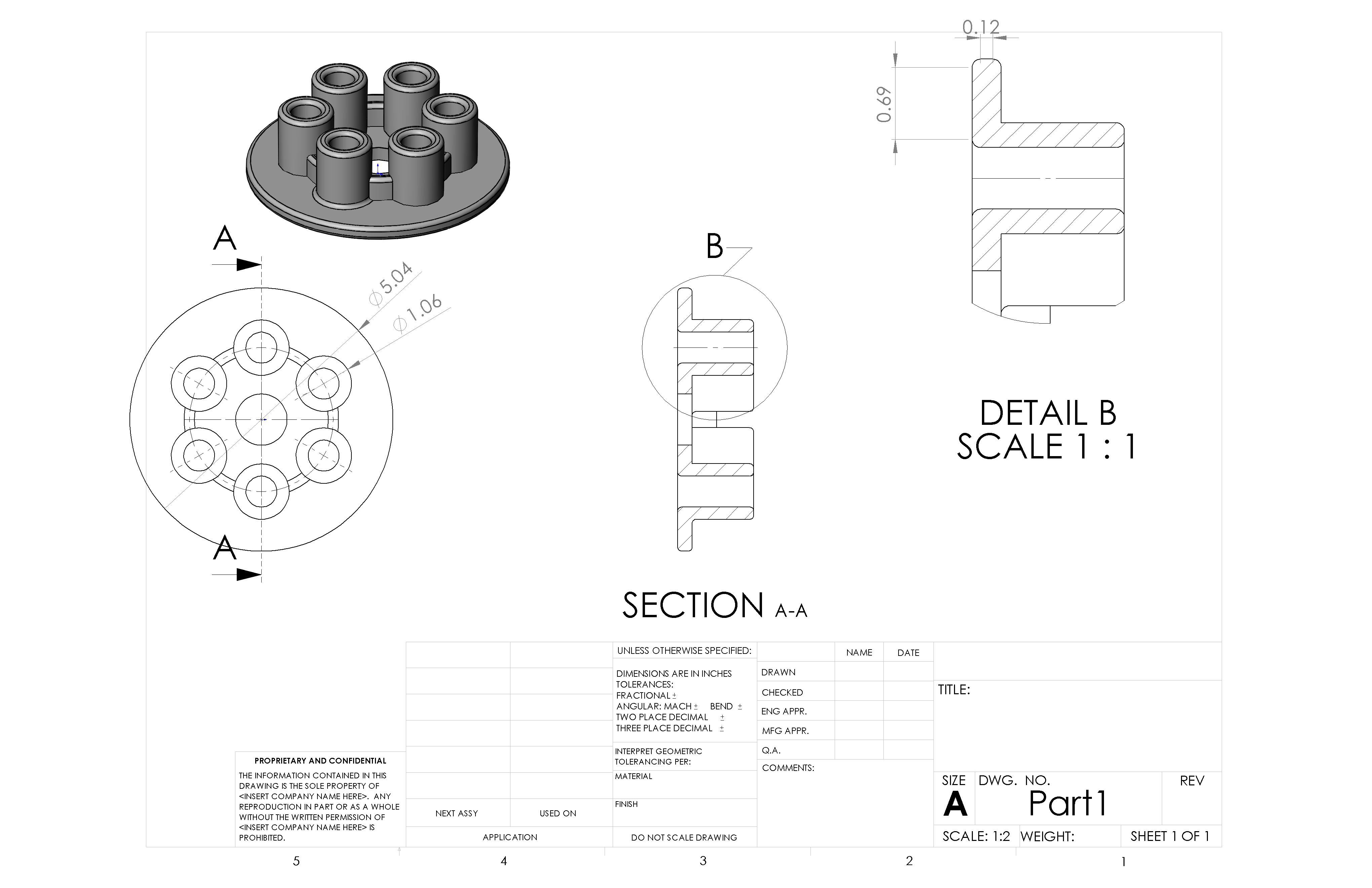Solidworks drafting tutorial pdf.