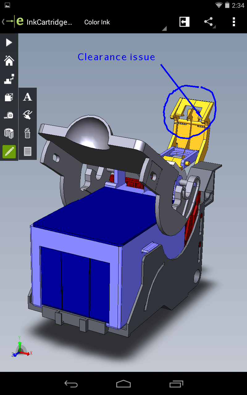 eDrawings updates announced at SolidWorks World 2014