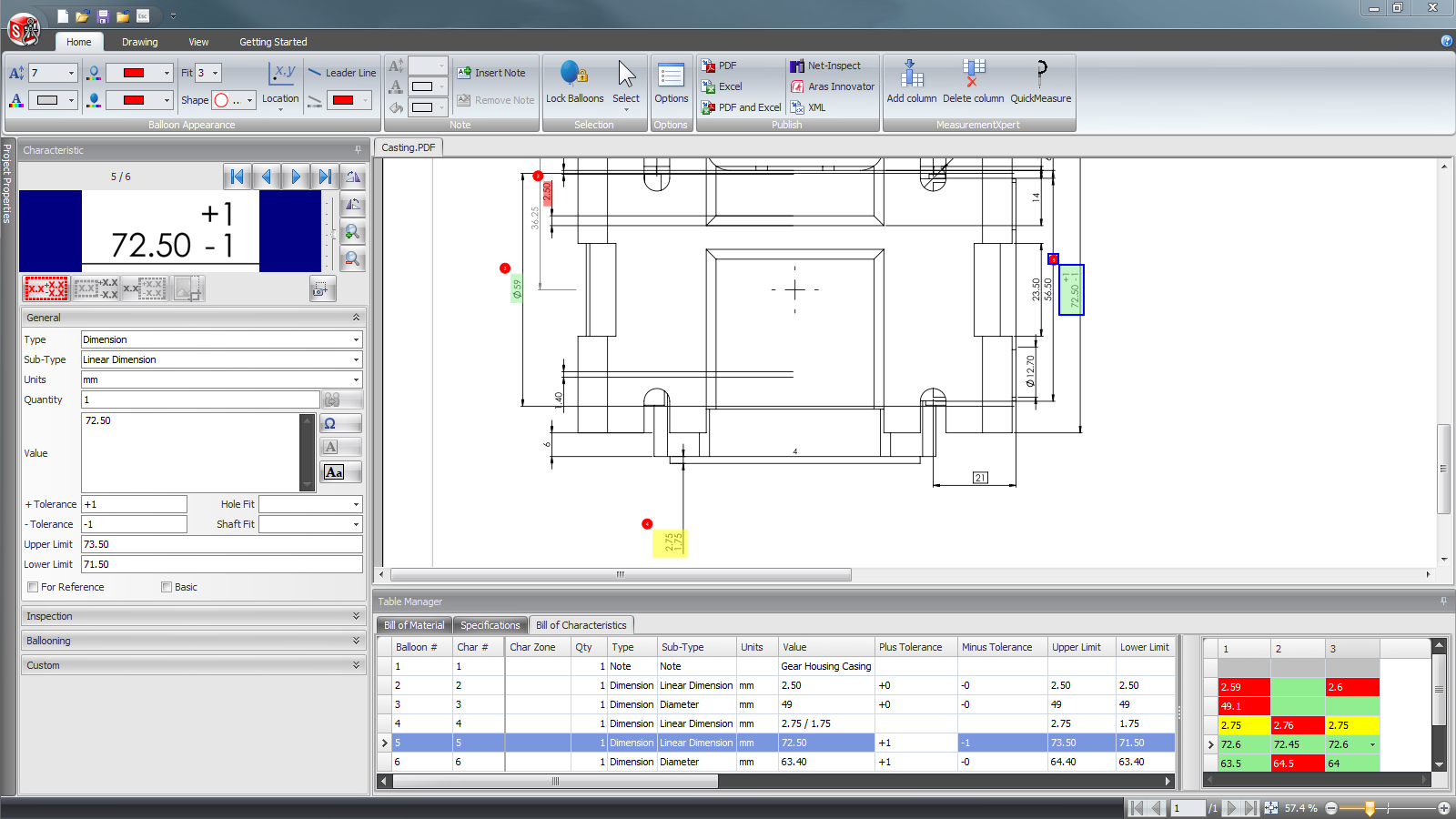 Announcing Solidworks Inspection