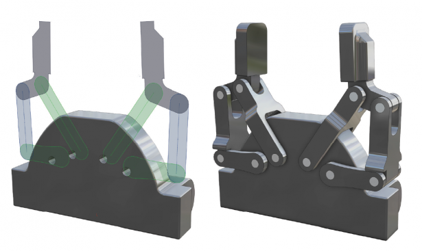 SolidWorks Mechanical Conceptual - Connected 1