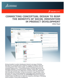 SolidWorks Mechanical Conceptual Connected White Paper