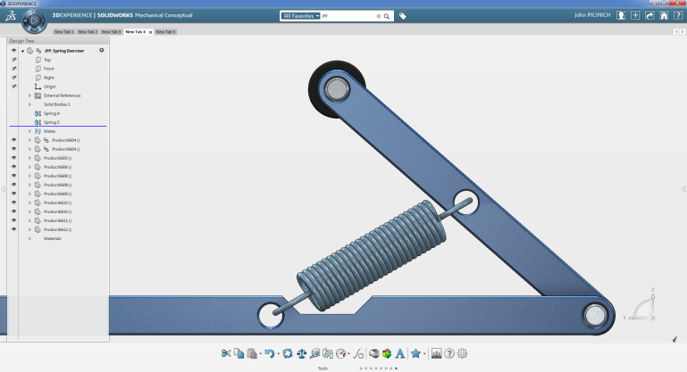 Solidworks Mechanical Conceptual Focus On Your Design Concept Not Your Cad Tool