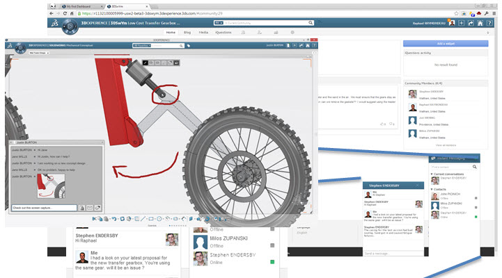 SolidWorks Mechanical Conceptual and Social Innovation: Ideas Are Everywhere