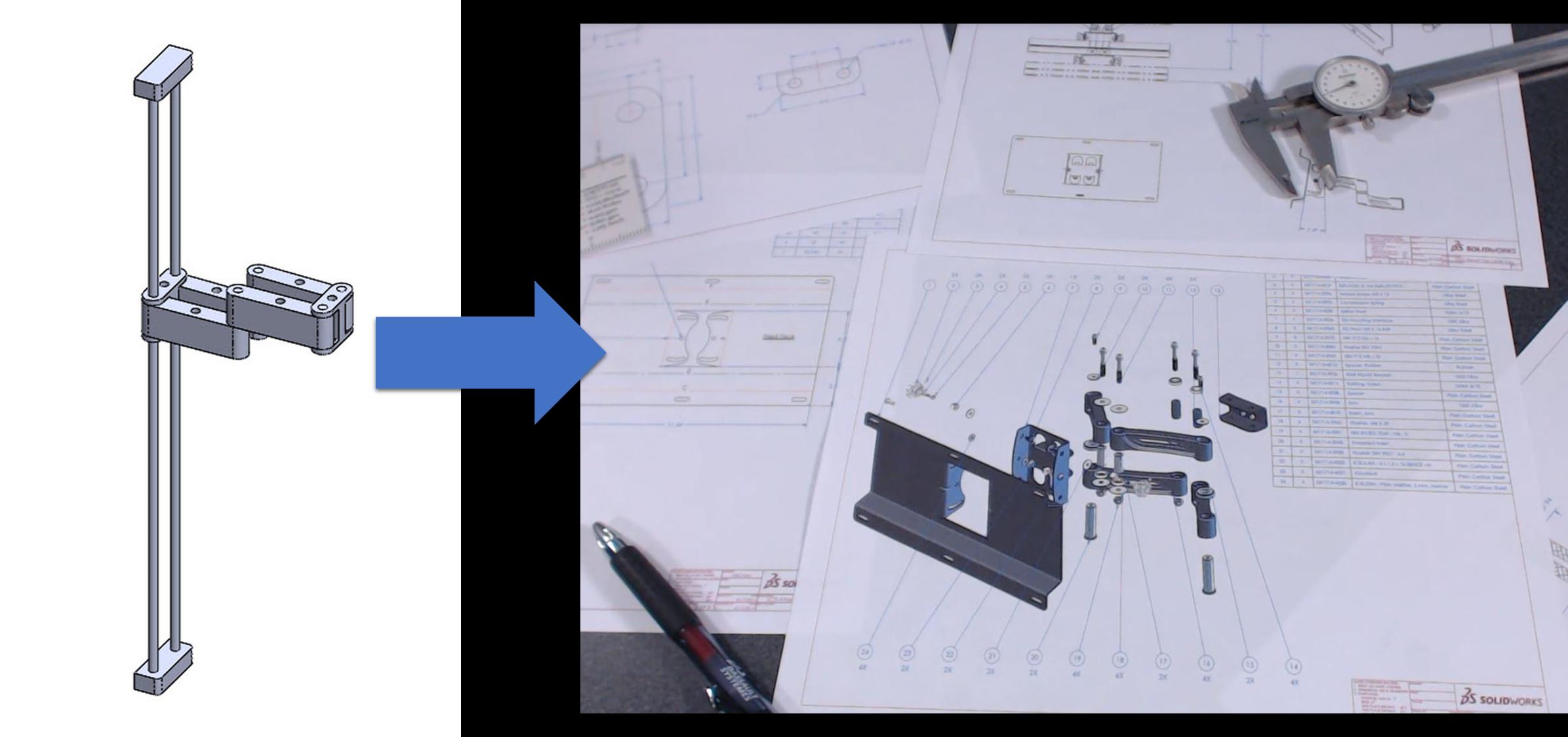 Concept Before CAD Episode 4: Detail Design in SOLIDWORKS CAD