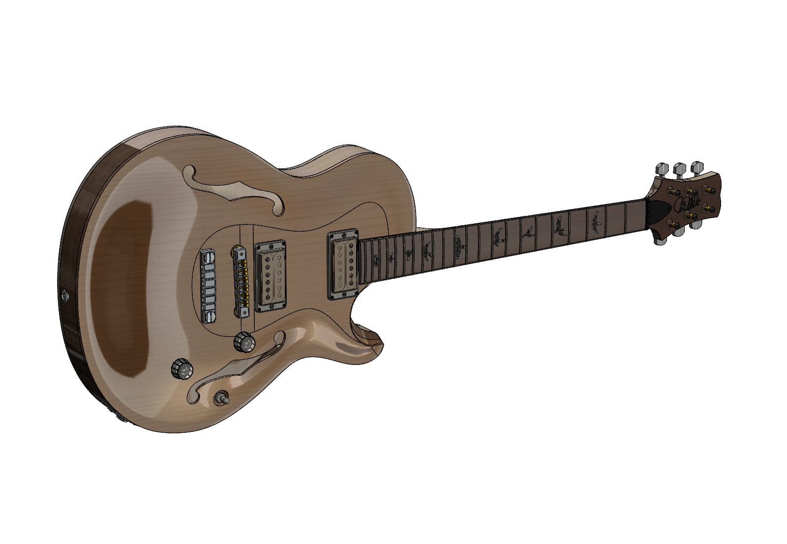 Paul Reed Smith (PRS) Guitars: Commitment to Innovation