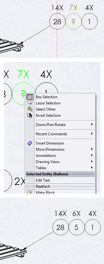 What's New in SOLIDWORKS 2014: Ballooning