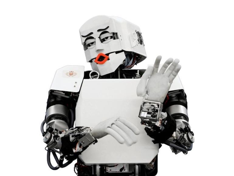 Recently in…Robotics