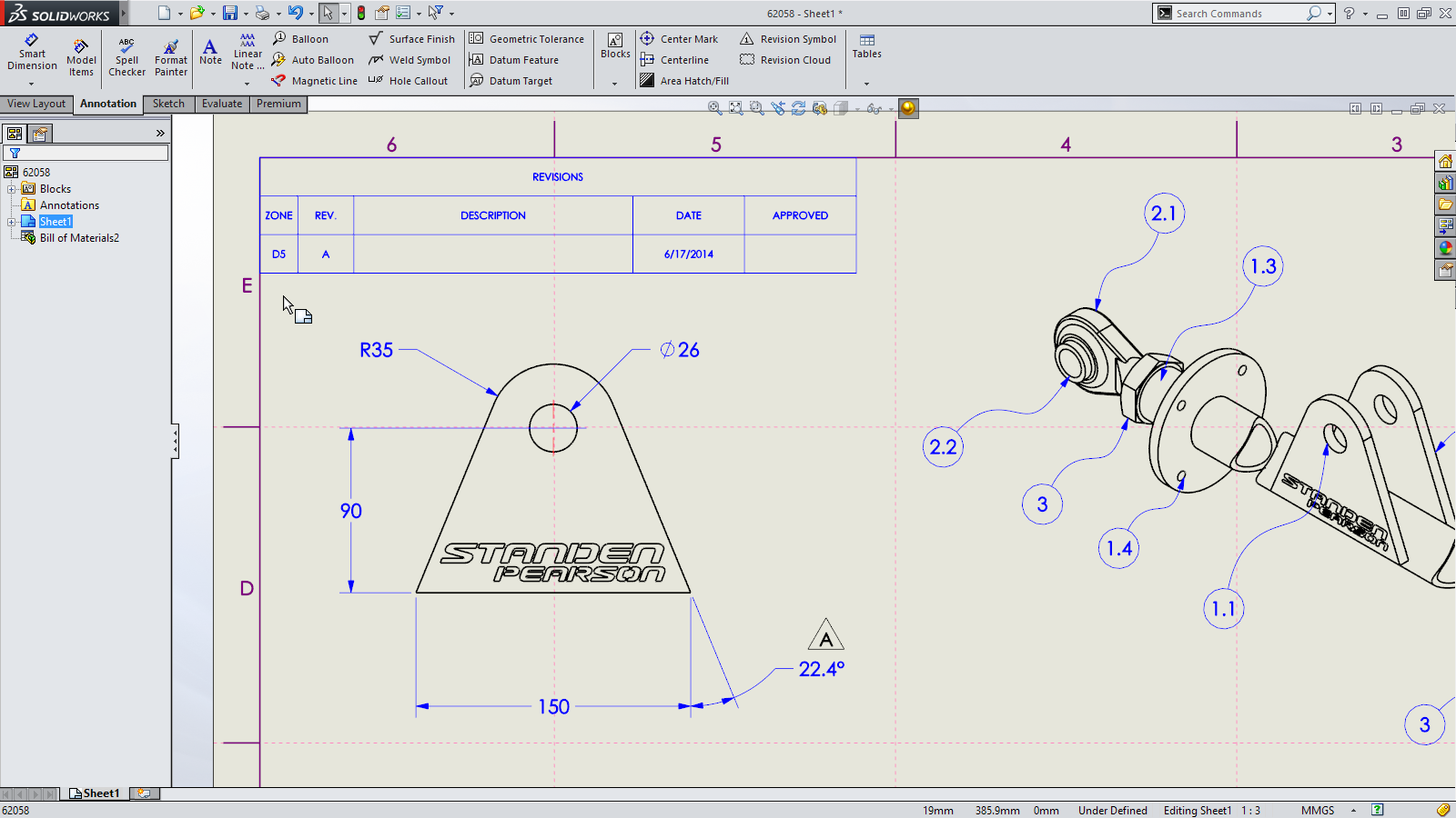 Sneak peek 15 features coming in solidworks 2015 for Design table not working solidworks