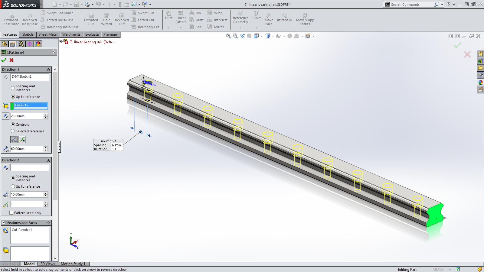 Sneak Peek: 15 Features coming in SOLIDWORKS 2015 – Up to Reference Pattern