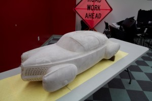 SOLIDWORKS and the Tucker Torpedo