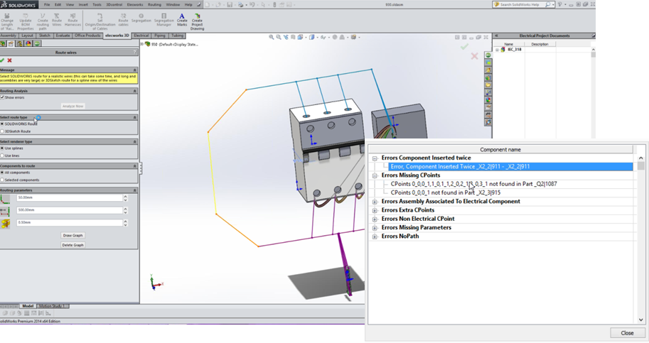 SOLIDWORKS 2015 Manager Showcase: What's New in Electrical